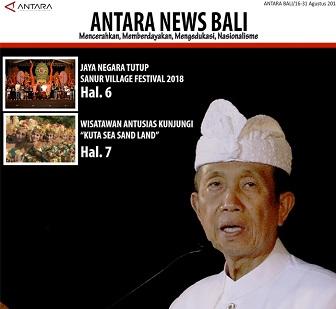 Bali Mandara Berhasil Pastika Ucapkan Terima Kasih