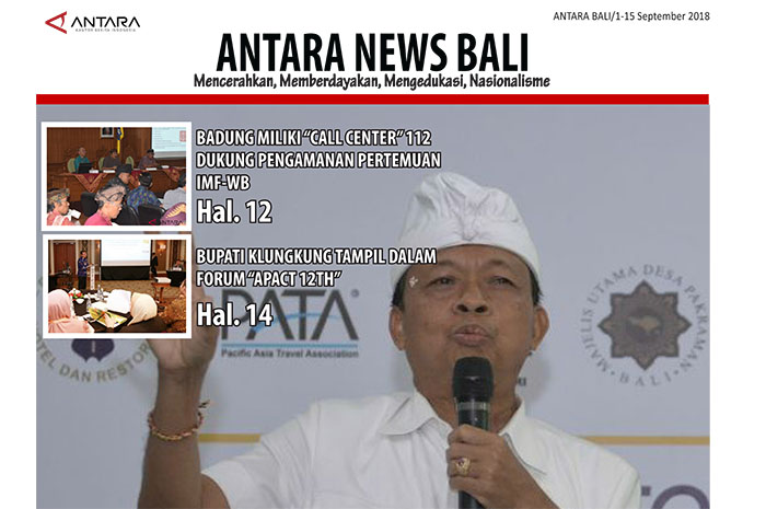 Koster : Program Jangka Pendek Penguatan Budaya Bali